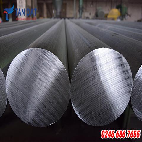 Cây tròn đặc inox đường kính 160 mm