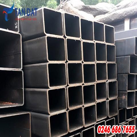 Hộp inox CN 201 - 40 x 80 mm