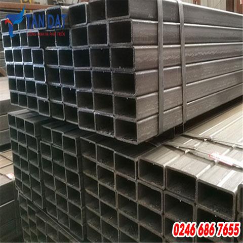Hộp inox CN 201 - 48 x 48 mm