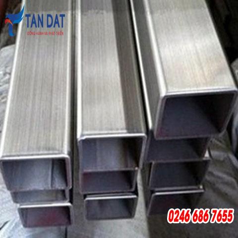 Hộp inox CN 201 - 30 x 90 mm