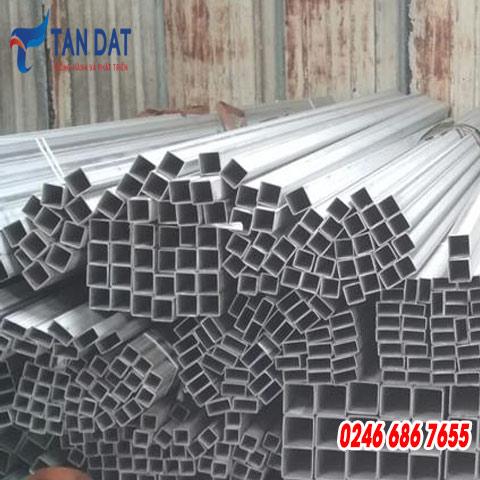 Hộp inox CN 304 - 40 x 80 mm