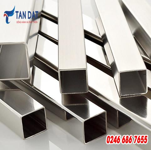 Hộp inox 304 - 15 x 15 mm