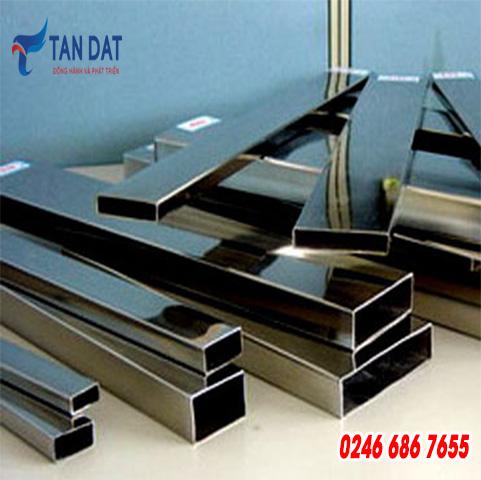 Hộp inox 304 - 10 x 40 mm