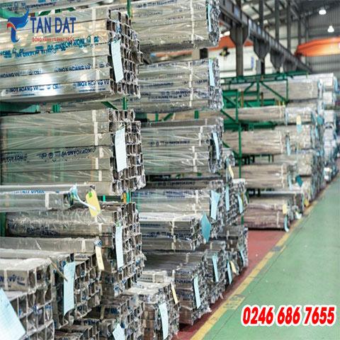 Hộp inox 304 - 80 x 80 mm