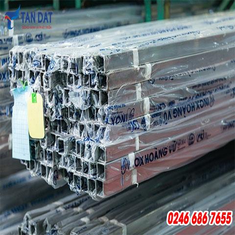 Hộp inox 304 - 10 x 20 mm