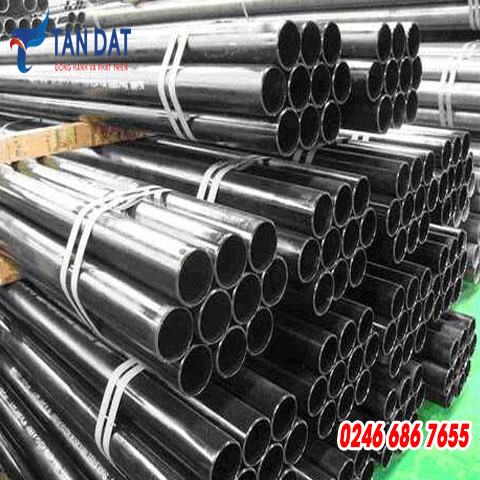 Ống inox CN 304 - 101.6 mm